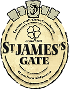 St. James Gate Logo